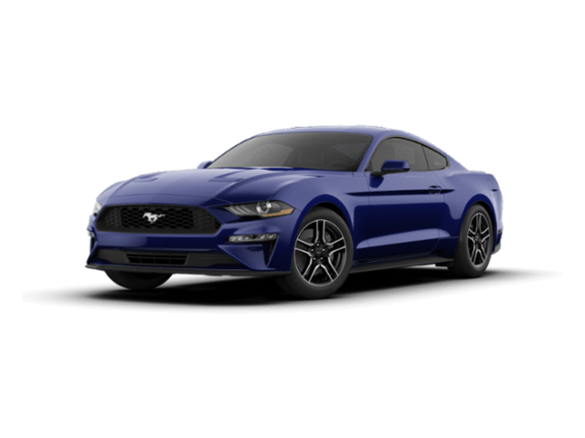 2019 Ford Mustang Ecoboost Coupe 1FA6P8TH1K5129964